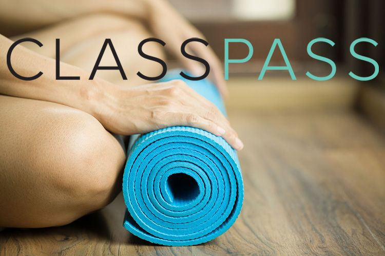 Classpass Fitness Classes For Sale Used